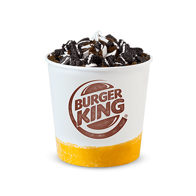 KING FUXION XXL VAINILLA CON TOPPING CHOCOLATE